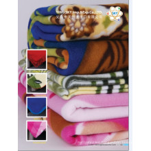 Polar Fleece Rotary Printing Blanket