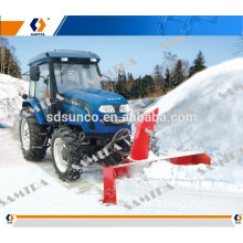 Famous Brand SD SUNCO Tractor Front Monted Snow Blower for Foton and yto Tractor to Canada,Amarica,Asia,Europe