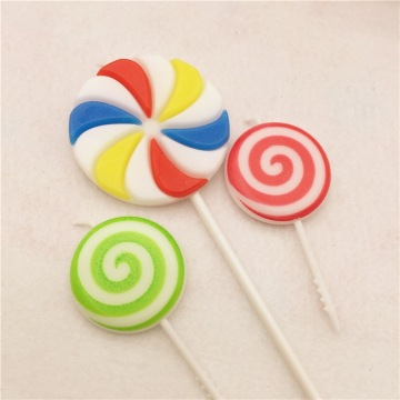 Lilin Hari Jadi Lollipop Berbentuk Eco Friendly