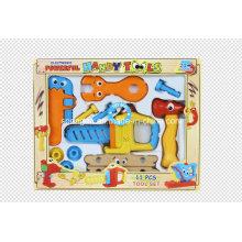 Joven Ingeniero Set 11 PCS Herramientas Handy Toy