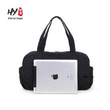 Grand sac à main pliable portatif en tissu oxford