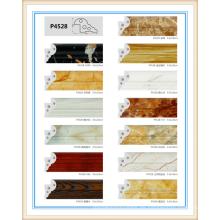 Moldura de marco de PVC / moldura de PVC / moldura de moldura