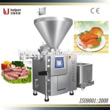 Machine de bouffée de saucisse de viande ZKG-3500/6500/9000