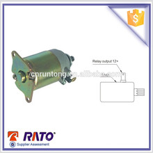 Chinese motorcycle motor starter with high quality