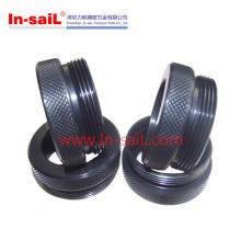 CNC-Maschinen-Sicherungsring-drehender Teil