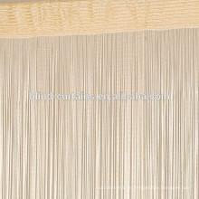 Bunter Polyester-String-Vorhang