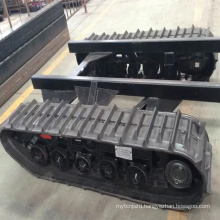 shantui excavator parts track rubber in stock