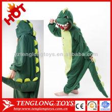 Fiesta de fiesta de vacaciones Halloween niños adultos dragón de animales trajes