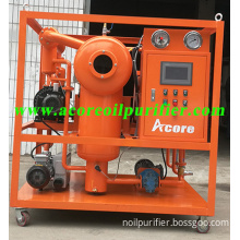 Transformer Oil Dehydration and Degassing System For Sales
