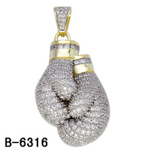 Fashion Jewelry Pendant Silver 925 with Diamond