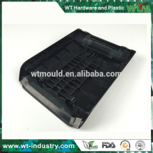 precision household cover molding part injection plastic mould for ABS housing/shell/outer casing/covering