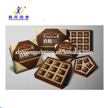 Candy Paper Box Chocolate Packaging Boxes