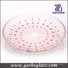 Plaque de verre ronde DOT (GB1710ZS / P)