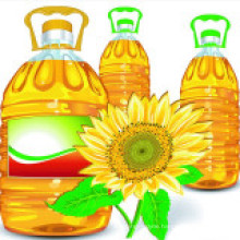 Hot Sale Crude Non-Trangenic Sunflower Seeds Oil;