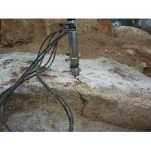 Hydraulische Felsspalter für Stein