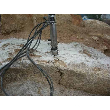 Hydraulic Rock Splitters for Stone