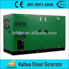 250kva silencieux Diesel groupe électrogène avec le certificat de