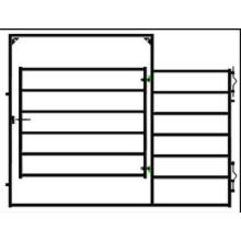 Valla de animales, puerta, ganado vallas, valla de ganado, corral, panel