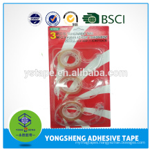Single Sided Adhesive stationery tape with dispenser
