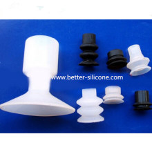 Ventosa de borracha de silicone personalizada com alta qualidade