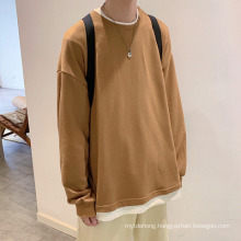 New Fake Two-Piece Trendy Loose Fashion Sports Hoodie