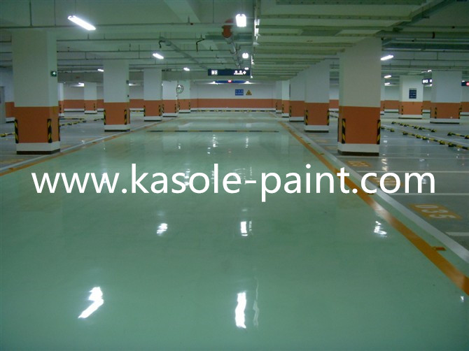 Waterborne Polyurethane Floor Finish