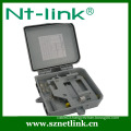 Factory Manufacture 8/12 Core Plastic Material Mini Optic Fiber Termination Box