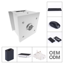 Molde de la electrónica de la caja plástica de la inyección del precio de fábrica
