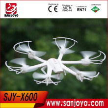 MJX X600 X-SERIES 2.4G 6-Axis Headless Mode Cool RC Hexacopter RTF/RC Hexacopter for Sale SJY-MJX-X600