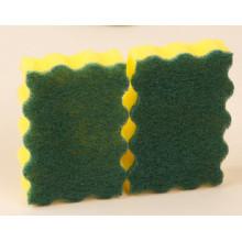 Produtos para limpeza de esponjas