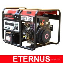 Дизельный генератор 10кВА Цена за дом (SH8Z)