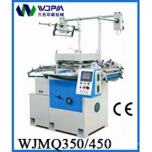 Máquina de etiqueta automática de alta velocidad Wjmq-450