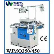 Máquina de corte Wjmq de alta velocidade automática da etiqueta-450