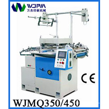 Высокая скорость автоматической метки штамповать машина Wjmq-450