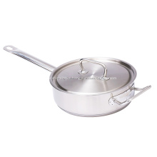 Gas Induction Cooker 30cm  Stainless Steel wok