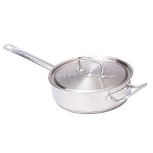 Fogão de indução a gás wok de aço inoxidável de 30 cm