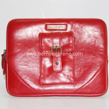 High reputation for for Laptop Sleeve Bag with Handle Wholesale Good Quality Red Neoprene Ladies Laptop Sleeves supply to South Korea Manufacturers