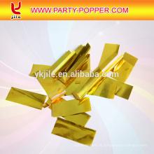 Confetti de diamante de casamento de papel de tecido de preço mais barato