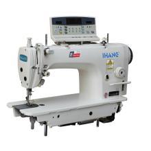 Máquina de coser computarizada de una sola aguja