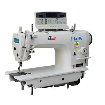 Computerized Single Needle Sewing Machine