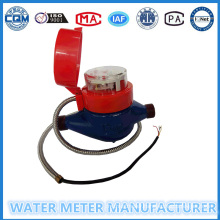 Water Meter Supplier for Iron Body Remote Reading Water Meter
