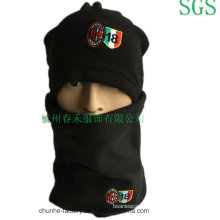 Hot Selling Top Quality Custom Seamless Multifunctional Bandana Knitted Custom Polar Fleece Neck Warmer with Embroidery