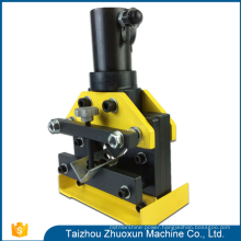 Normal Hydraulic Busbar Tools Manual Bus Copper Drilling Bar Bending And Cutting Machine