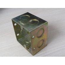 boîte de jonction métallique pleine grandeur