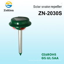 Zolition solar ultrasonic snake repeller with led light ZN-2030S