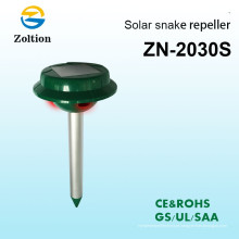 Zolition repeller ultra-sônico solar da serpente com luz conduzida ZN-2030S