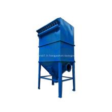 Équipement de collecteur de poussière de sachet filtre pour l'industrie utilisant