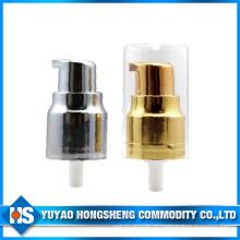 Hy-Fb16 bomba de crema de botella de cuello de 20mm con material PP