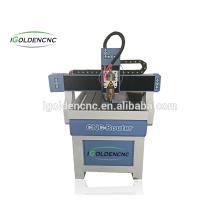 Plaina de madeira 6090 fresadora / fresadora torno / fresadora de bancada cnc router máquina