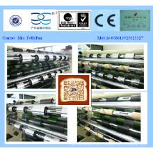 Ribbon Slitting Rewinding Machine with Best Price (XW-206)